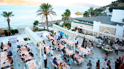 Hotel Salmakis restaurant.JPG