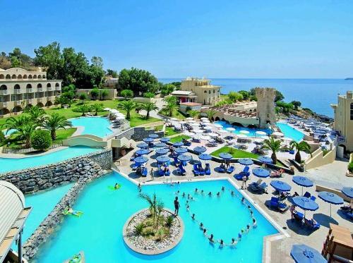 Hotel Lindos Village piscina.JPG