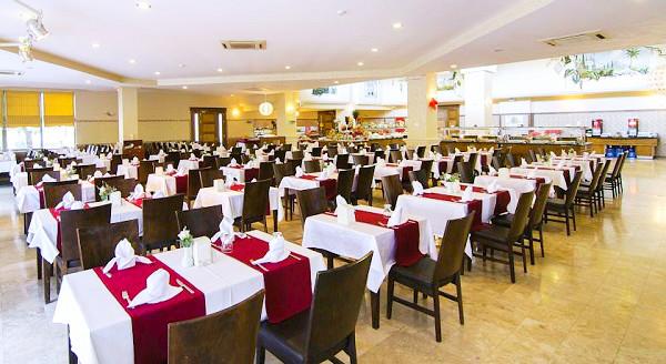 Didim, Hotel Garden of Sun, interior, restaurant.jpg