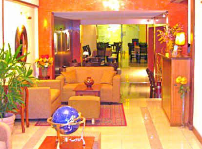 Paralia Katerini, Hotel Lito, interior, lobby.jpg