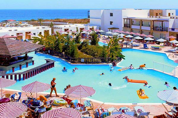 Rodos, Hotel Miraluna Garden, exterior, piscina, hotel, mare.jpg