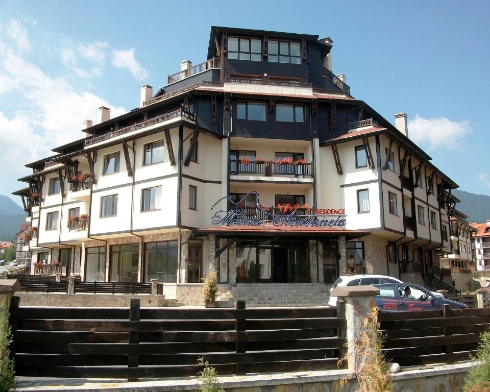 Hotel Maria-Antoaneta Residance