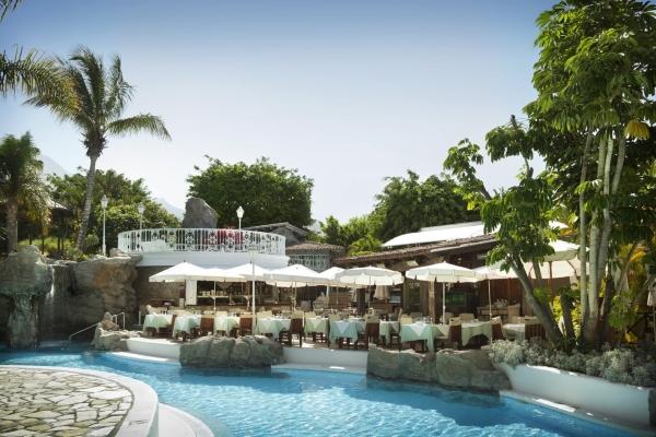 Tenerife, Adrian Hoteles Jardines de Nivaria, piscina, bar la piscina.jpg