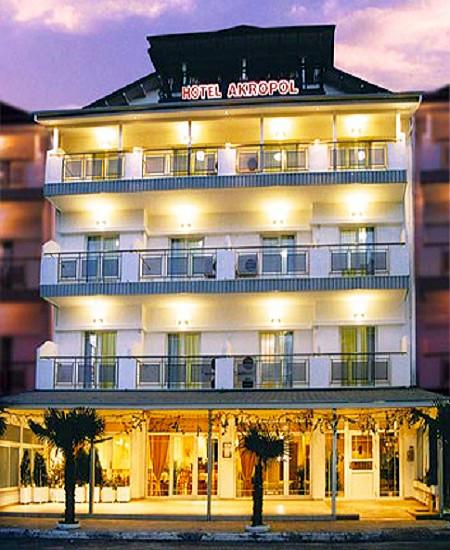 Paralia Katerini, Hotel Akropol, exterior, hotel.jpg