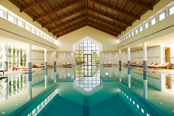 Kos, Hotel Neptune Resort, piscina interioara.jpg