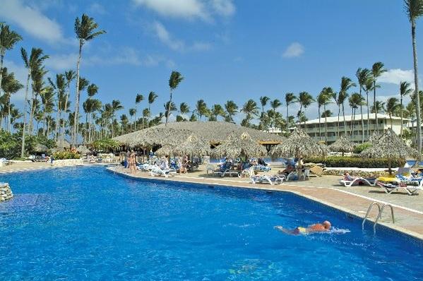 Punta Cana, Hotel Grand Sirenis, piscina exterioara.jpg