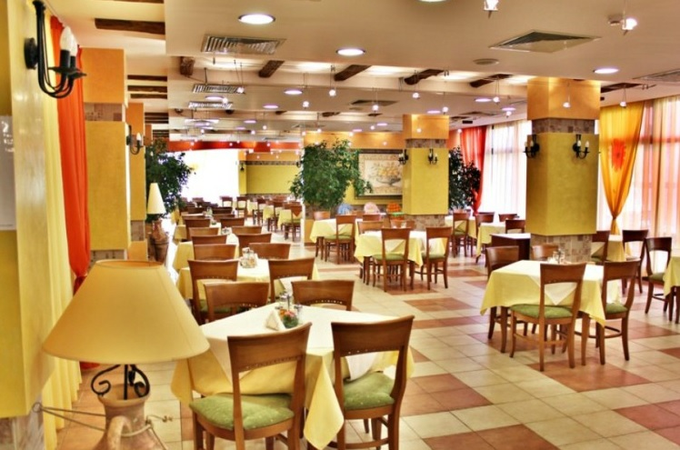 Kiparisite Hotel, Sunny Beach, interior, restaurant.jpg