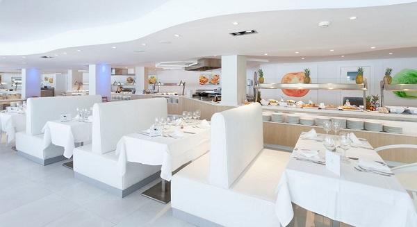 Fergus Style Cala Blanca Suites, interior, restaurant.jpg