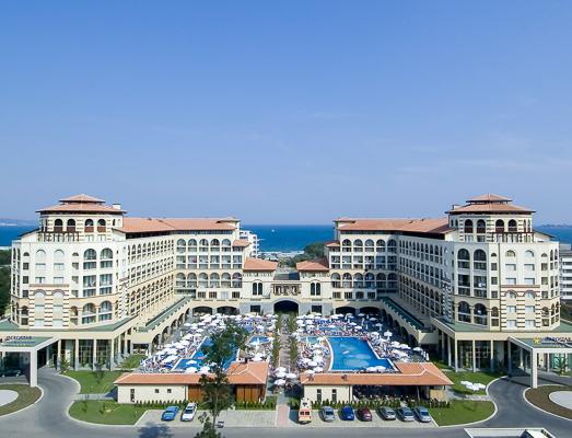 Sunny Beah, Hotel Iberostar Sunny Beach, panorama.jpg