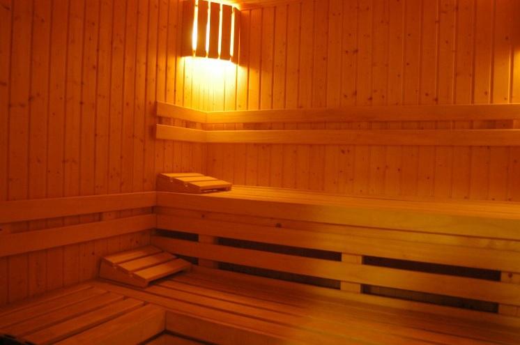 Kiparisite Hotel, Sunny Beach, interior, sauna.jpg