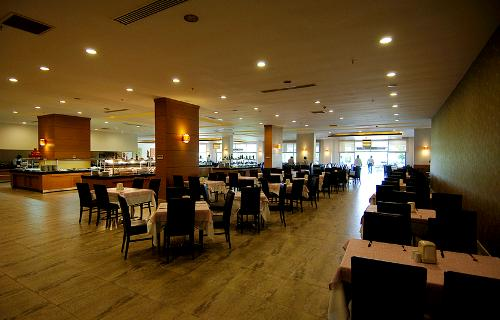Hotel Amelia Beach Resort & Spa restaurant.JPG