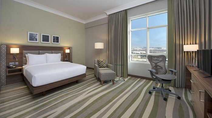 Hilton Garden Inn Al Muraqabat