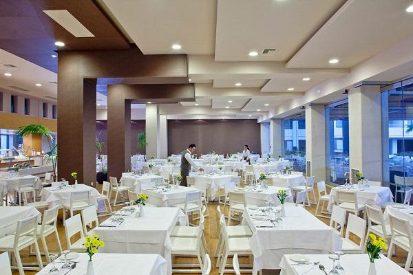 Avra Imperial Resort, Chania, interior, restaurant Basilico.jpg