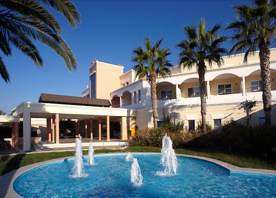 Kos, Hotel Neptune Resort, intrare.jpg